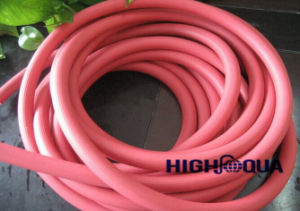 ISO and En559 Standard Orange Rubber LPG Gas Hose pictures & photos
