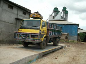 Truck Scale 3mx10m 60ton pictures & photos