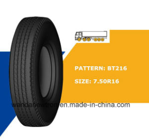 Light Truck Tyre 7.50r16, LTR Tyre, Radial Truck Tyre pictures & photos