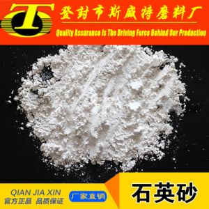 99.31% Sio2 Natural White Silica Sand for Sandblasting and Glass pictures & photos