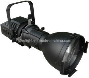 150W / 120W COB RGB Tri-Color 3in1 LED Profile Beam Spotlight / Ellipsoidals Gobo Projector