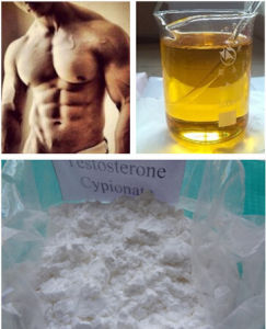 Testosterone Cypionate 250mg/Ml Human Growth Injectable Steroids 58-20-8 pictures & photos