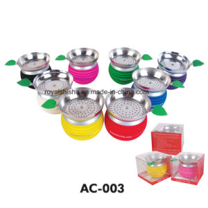 Hot Selling Wholesale Hookah Accessories Charcoal Holder Silicone Music Bowl pictures & photos
