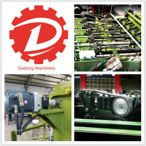 Panel Jointing Machine Servo Motor Core Veneer Splicing Machinery pictures & photos