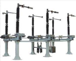 Gw4 Series Two-Column AC Disconnectors (40.5~252kV) , Circuit Breaker pictures & photos