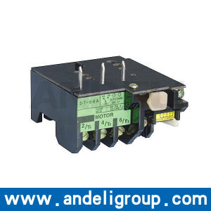 220V AC Relay Thermal Relay (LR7) pictures & photos