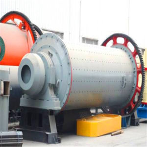 Wet and Dry Grate Ball Mill of Grid Milling Machine pictures & photos