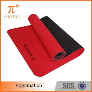 Eco TPE Fitness Mat pictures & photos