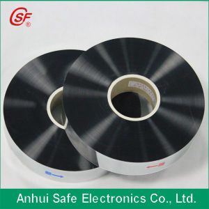 Heavy Edge Metallized Polypropylene Film BOPP Film Mpp Film for Film Capacitor Use pictures & photos