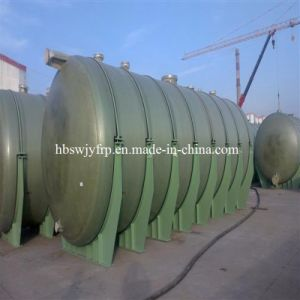 High Quality GRP Acid Storage Tank pictures & photos