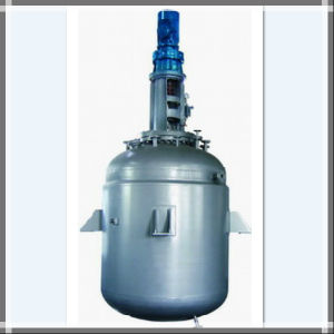 Stainless Steel Reaction Tank for Chemical Liquid pictures & photos