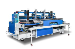 Automatic Folder Gluer Stitcher Machine pictures & photos