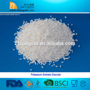 High Quality Food Preservative Potassium Sorbate Form China Supplier pictures & photos