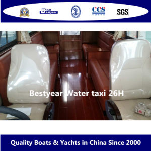 Bestyear Water Taxi 26h pictures & photos