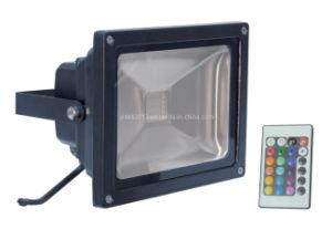 Hot Sale Outdoor 50W RGB LED COB Flood Light pictures & photos