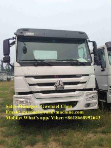 6X4 Sinotruck HOWO Tractor Truck Euro2 Rhd/LHD, 371HP, 420HP with One Sleeper
