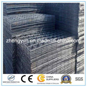 Low Carbon Iron Wire Mesh 4X4 Welded Wire Mesh Panel pictures & photos