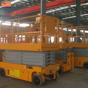 10m Battery Lifting Machinery for Maintenance pictures & photos