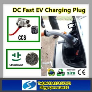 Portable DC EV Fast Charger Connector pictures & photos