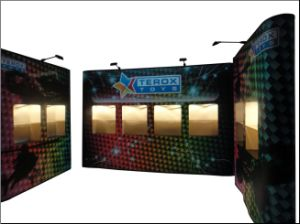 Display Shelves Pop up Booth (TY-LW-M052310) pictures & photos