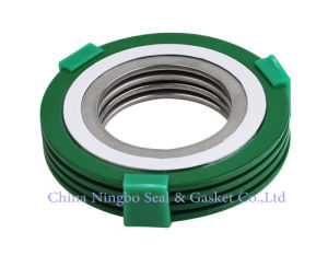 Powder Coated Spiral Wound Gasket pictures & photos