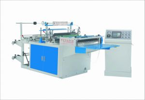 High Speed Thermal Cutting Bag Making Machine