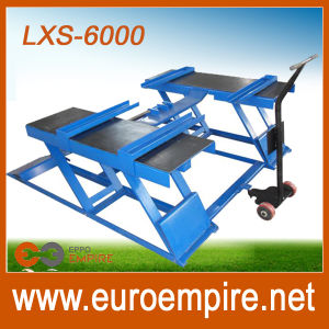 6000lb /2800kg Scissor Car Lift with Ce pictures & photos