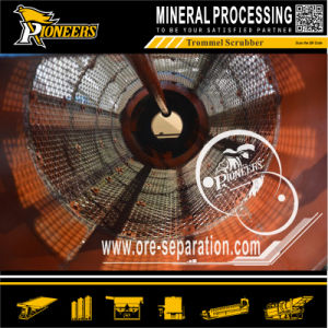Wholesale Gold Mining Screening Equipment Mineral Vibrating Trommel Screen Factory pictures & photos