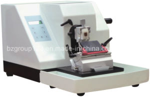 Smart Laboratory Semi Automatic Microtome pictures & photos