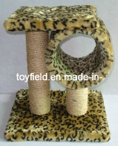 Cat Furniture Tree House Climber Products Toy Cat Scratcher pictures & photos