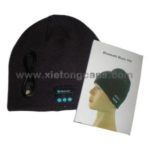 Fashional Bluetooth Beanie Hat with Headphone, Bluetooth Hat, Knitted Bluetooth Music Hats pictures & photos