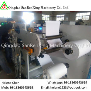 Hot Melt Adheisve Automatic UV Coating Machine pictures & photos