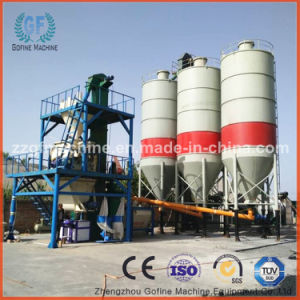 Dry Mortar Batching Production Line pictures & photos