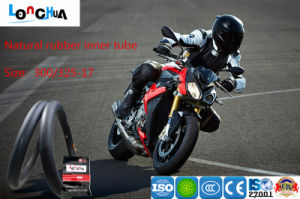 High Stength Natural Rubber Motorcycle Inner Tube (300/325-17) pictures & photos