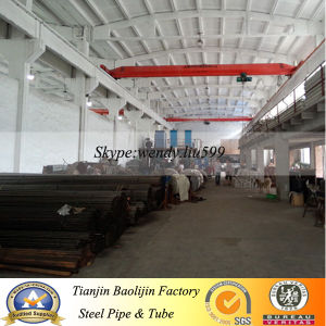Prime Carbon Steel Welded Pipe pictures & photos