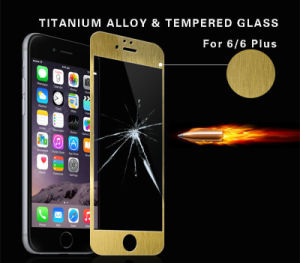 Mobile/Cell Phone Accessories Full Screen Curved Screen Protector for iPhone 6 pictures & photos