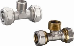 Brass Sanitary Ware Push Fitting (328035) pictures & photos