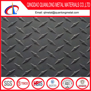 8mm Thickness Carbon Ms Checkered Steel Plate pictures & photos