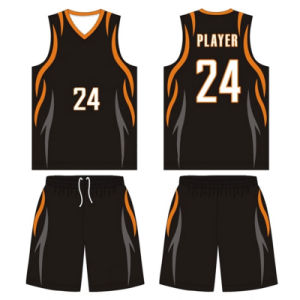 Custom Sublimation Basketball Tshirt Uniform Jersey with Your Logo pictures & photos