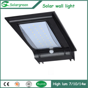 Waterproof 5V 0.5W Cheap Price Solar Wall Light pictures & photos