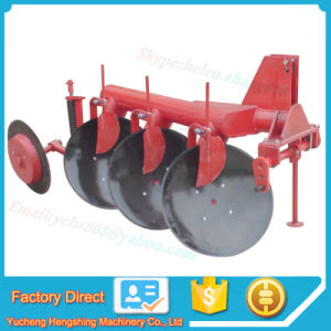 Farm Tool Disc Plow 1lyx-330 for Sjh Tractor Hanging Plough pictures & photos