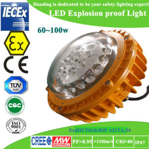 Warom LED Explosion Proof Light for Oil Refinery