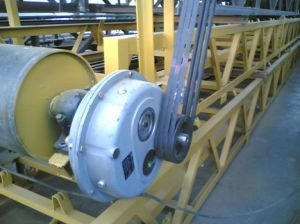 Crusher Mining Conveyor Belt Shaft Mounted Gear Box Hxg60-65D Type