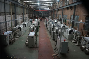 Horizontal Taping Machine/Taper Line for Wire and Cable pictures & photos
