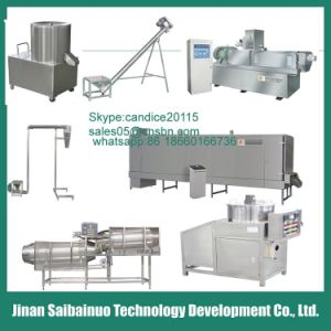 Hot Sale Automatic Animal Food Production Line pictures & photos