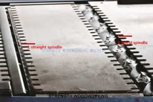 Automatic Wood Planer for Solid Wood Process, Single Side for Sale pictures & photos