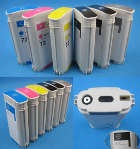 130ml Compatible Ink Cartridge for HP Designjet T610/T770/T790 (HP72)