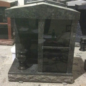 Butterfly Blue Granite Two Person Columbarium pictures & photos