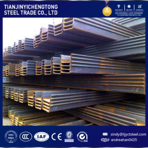 Embankment, Dock, Retaining Walls Used Steel Sheet Piling pictures & photos