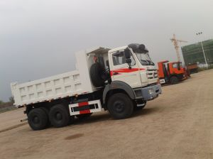 Beiben Brand New Tipper Truck Prices pictures & photos